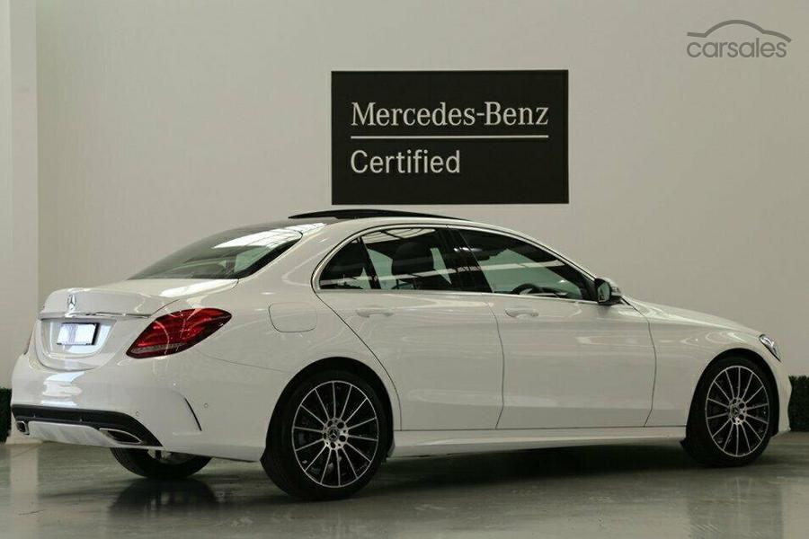2017 mercedes benz c 200 sedan mercedes benz for Mercedes benz financial payment address