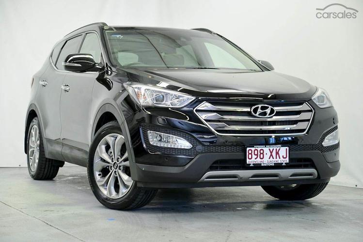 2015 Hyundai Santa Fe Highlander