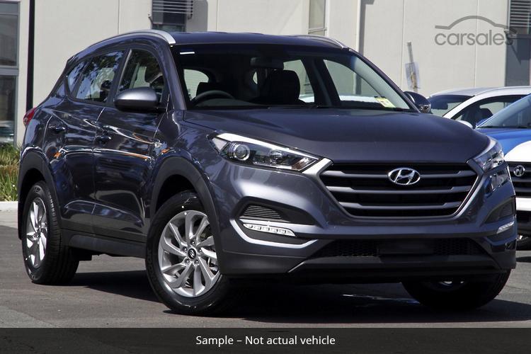 New & Used Hyundai Tucson cars for sale in Australia