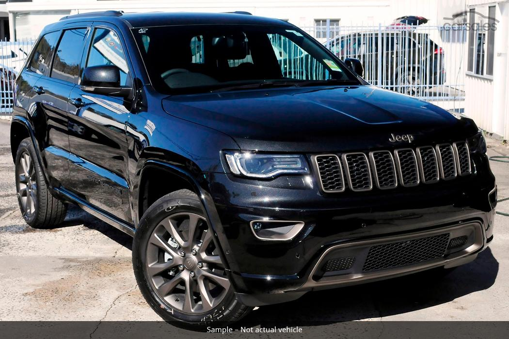 new used jeep grand cherokee cars for sale in australia. Black Bedroom Furniture Sets. Home Design Ideas