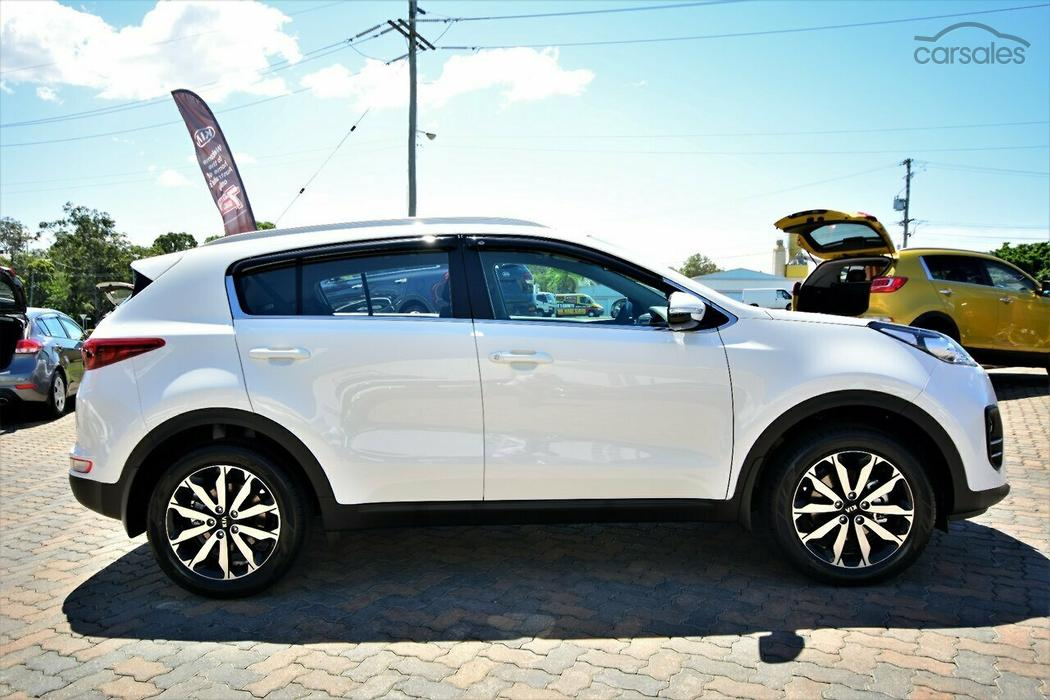 new used kia sportage cars for sale in australia. Black Bedroom Furniture Sets. Home Design Ideas