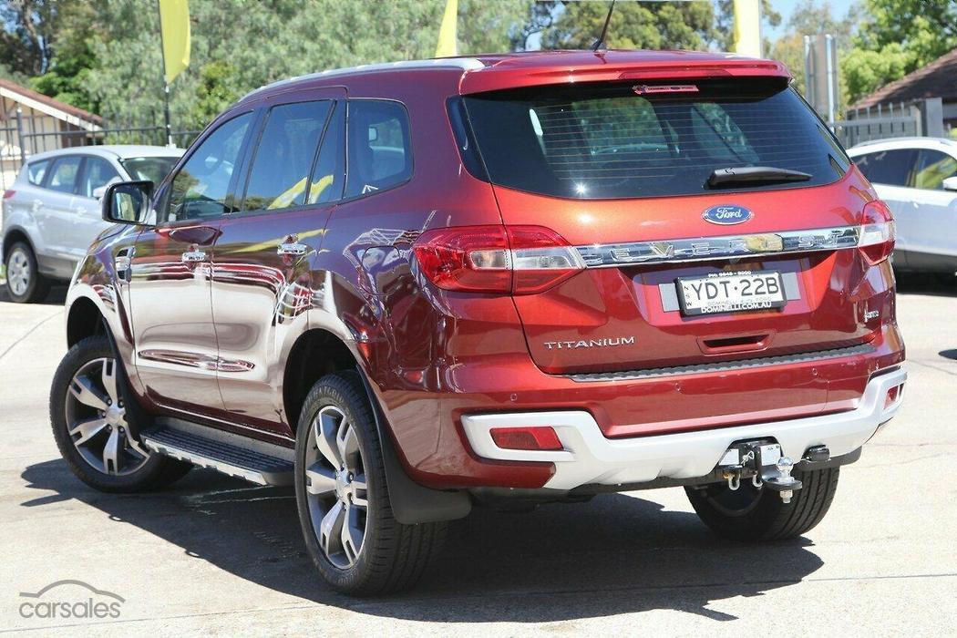 new used ford everest cars for sale in australia. Black Bedroom Furniture Sets. Home Design Ideas