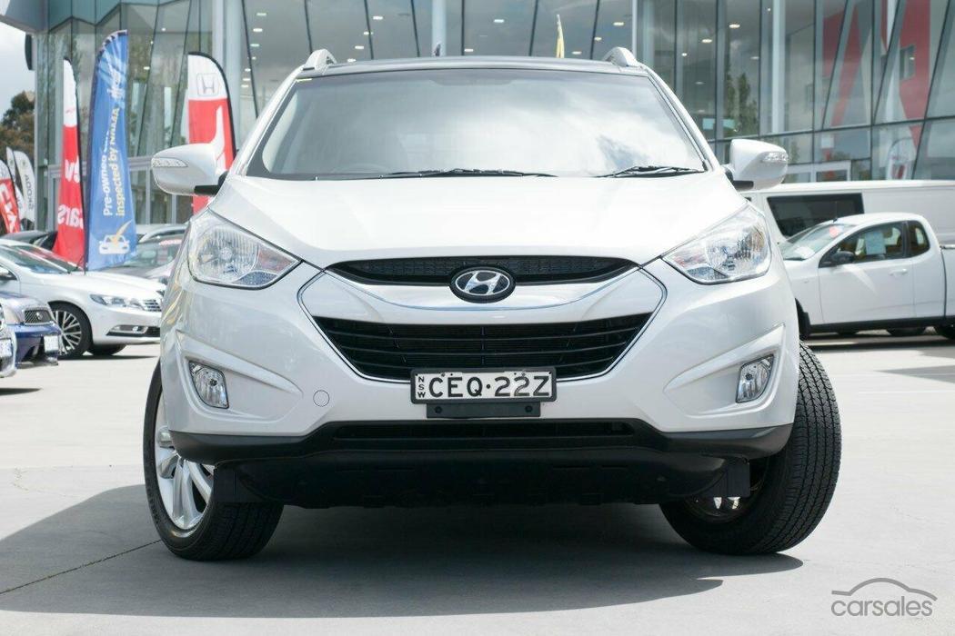 New Used Hyundai Ix35 Cars For Sale In Australia Autos Post