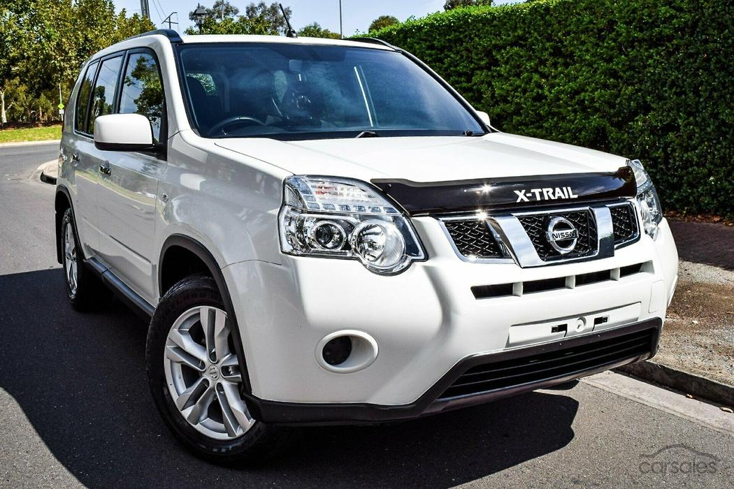 new used nissan x trail white cars for sale in australia. Black Bedroom Furniture Sets. Home Design Ideas
