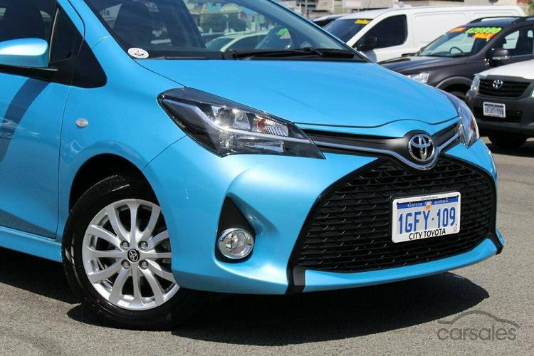new amp used toyota blue cars for sale in western australia