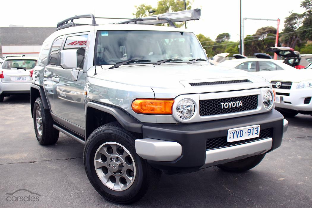 new used toyota fj cruiser cars for sale in australia. Black Bedroom Furniture Sets. Home Design Ideas
