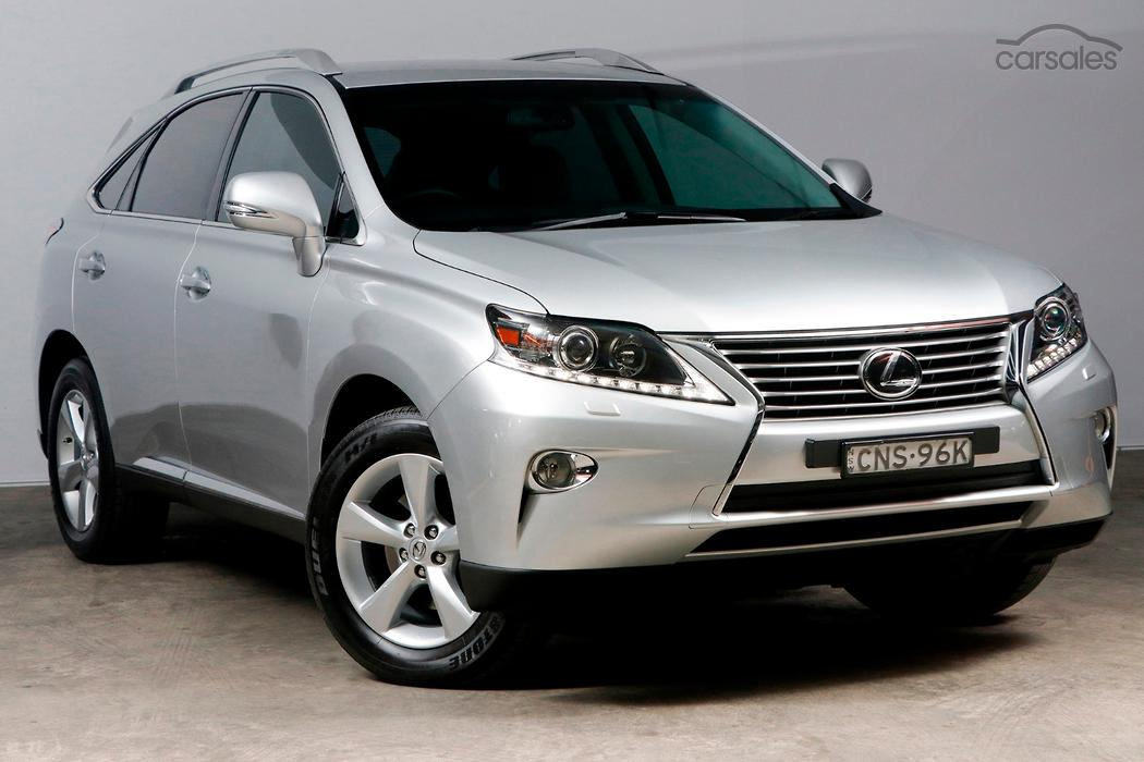 new used lexus rx270 cars for sale in australia. Black Bedroom Furniture Sets. Home Design Ideas