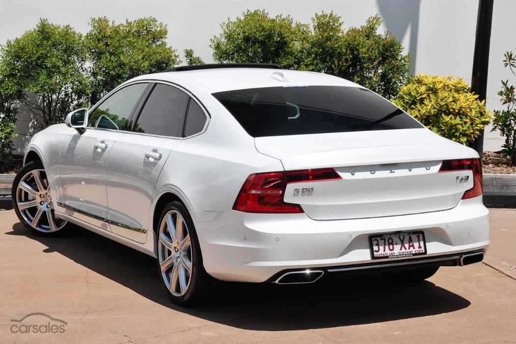 new used volvo s90 cars for sale in australia. Black Bedroom Furniture Sets. Home Design Ideas