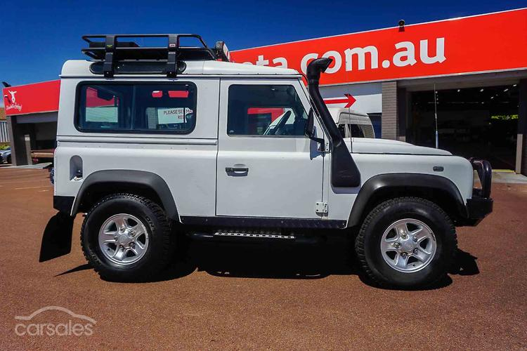 New Amp Used Land Rover Cars For Sale In Australia