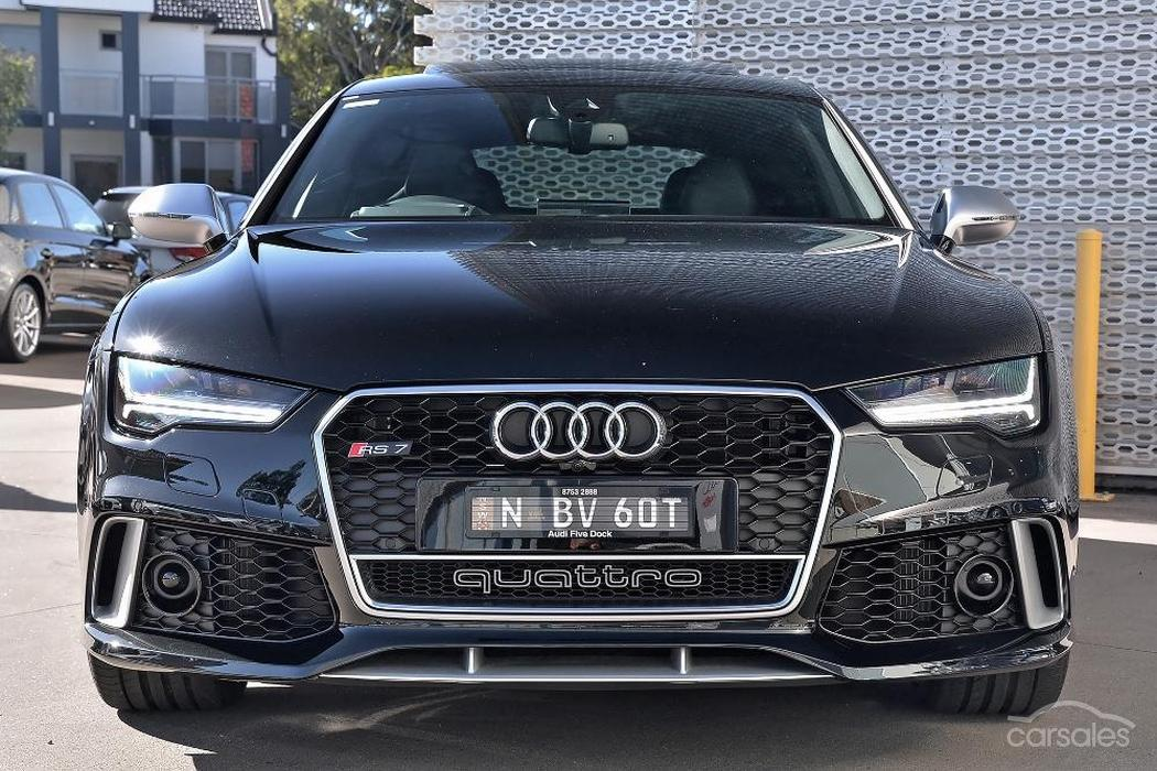 new used audi rs7 cars for sale in australia. Black Bedroom Furniture Sets. Home Design Ideas