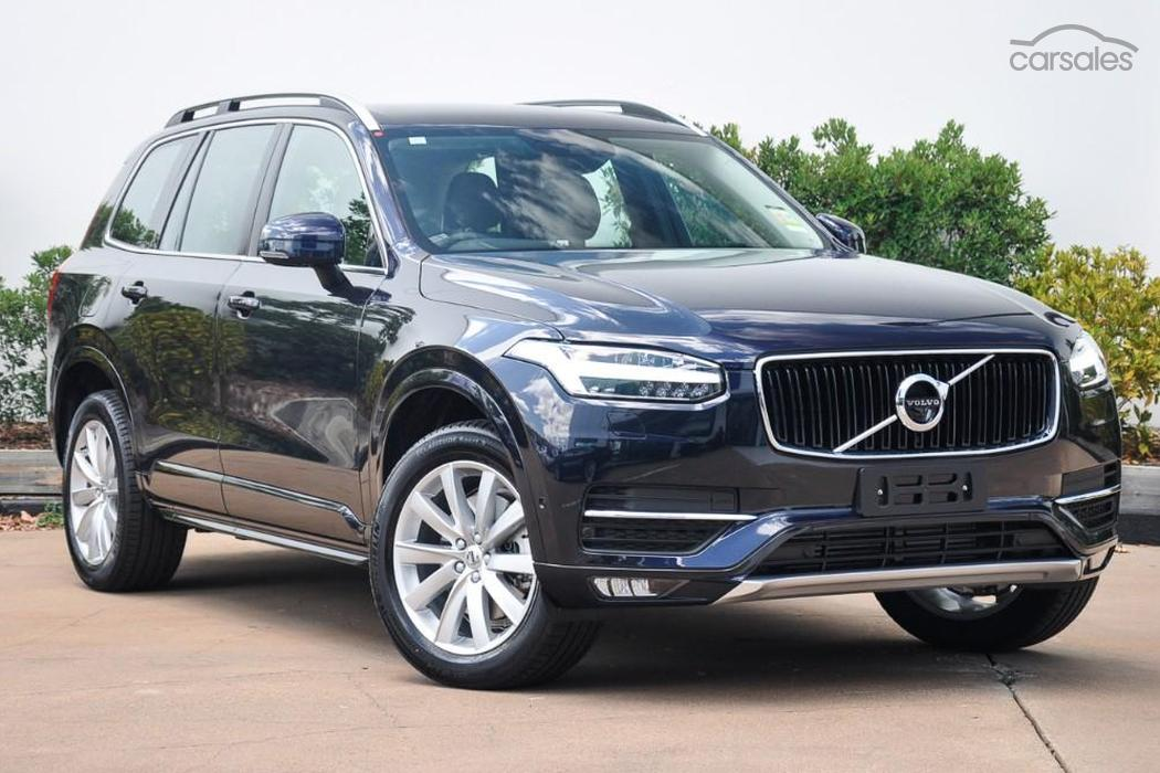 new used volvo xc90 cars for sale in queensland. Black Bedroom Furniture Sets. Home Design Ideas