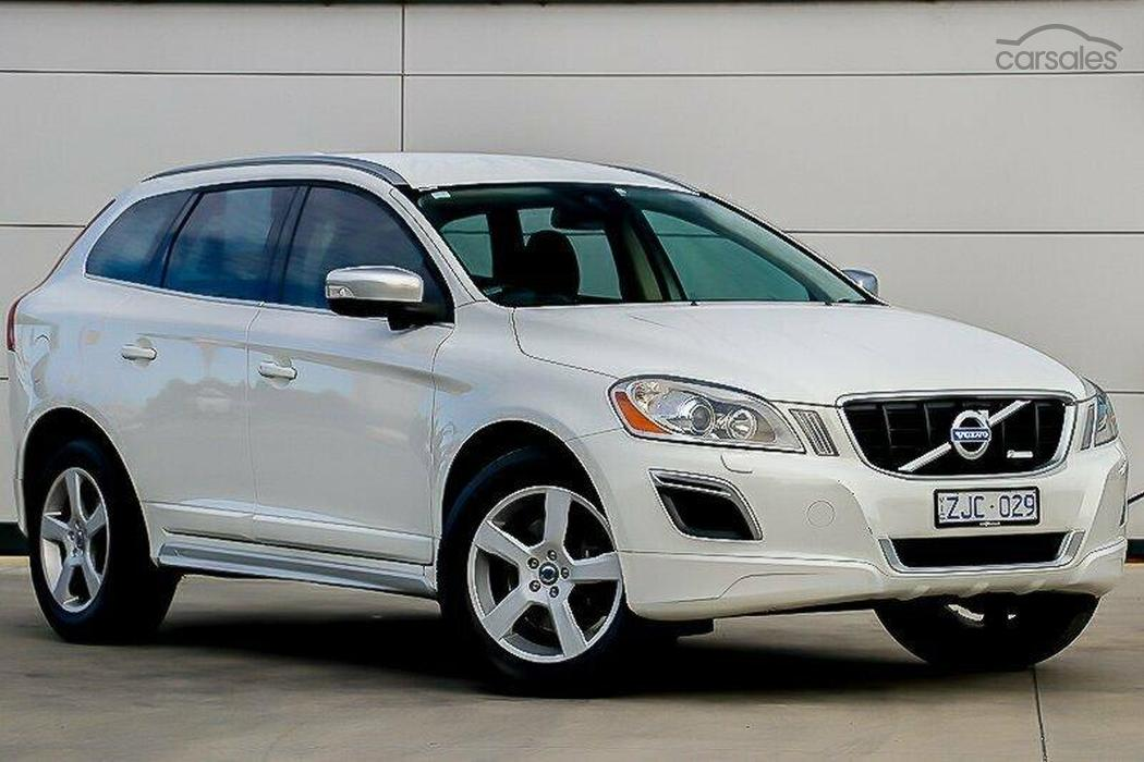 new used volvo xc60 cars for sale in victoria. Black Bedroom Furniture Sets. Home Design Ideas