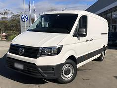 Volkswagen Crafter 2019 Review - www carsales com au