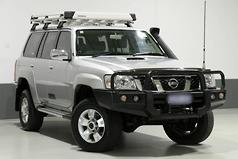 Nissan sends off Y61 Patrol with Legend Edition - www