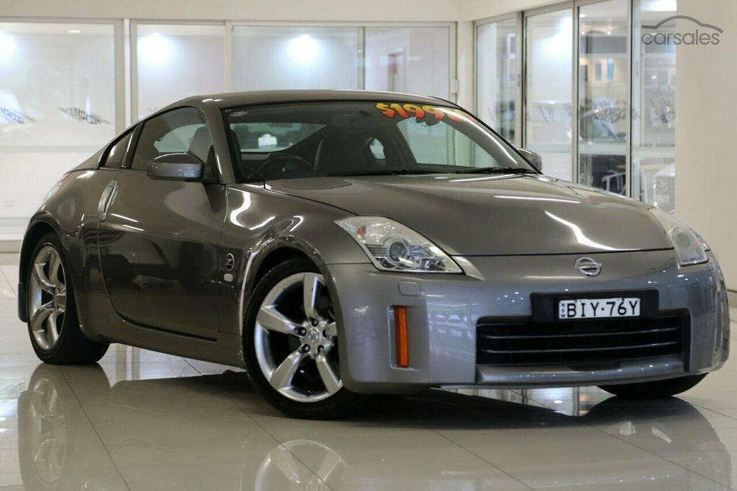 new used nissan 350z cars for sale in australia. Black Bedroom Furniture Sets. Home Design Ideas