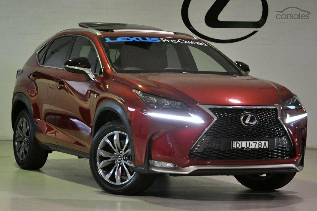 new used lexus nx cars for sale in australia. Black Bedroom Furniture Sets. Home Design Ideas