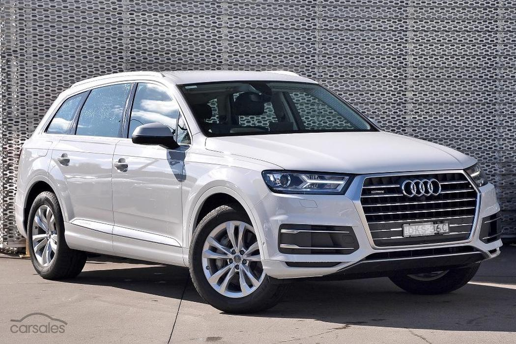 new used audi q7 cars for sale in australia. Black Bedroom Furniture Sets. Home Design Ideas