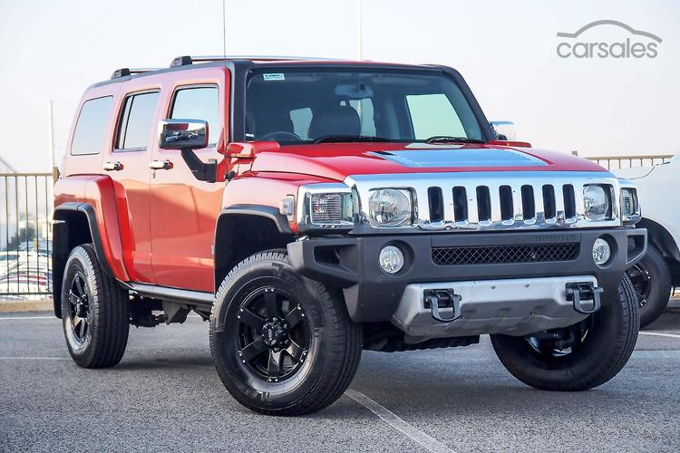 New Amp Used Hummer H3 Cars For Sale In Australia Carsales