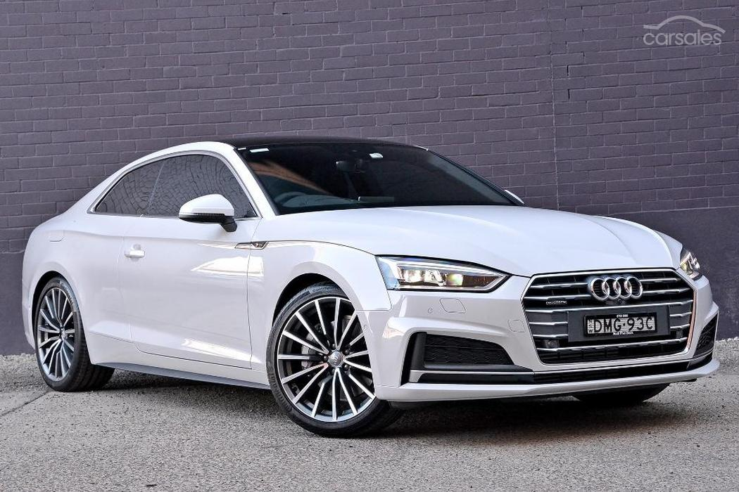 new used audi a5 white cars for sale in australia. Black Bedroom Furniture Sets. Home Design Ideas