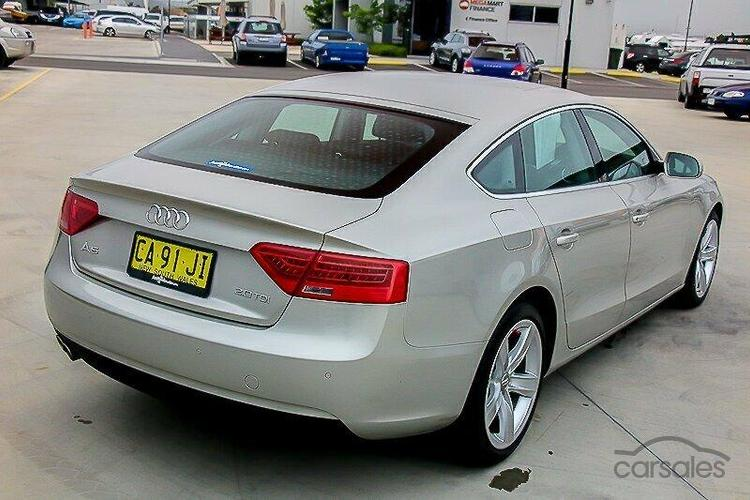 New & Used Audi A5 Cars For Sale In Melbourne Victoria