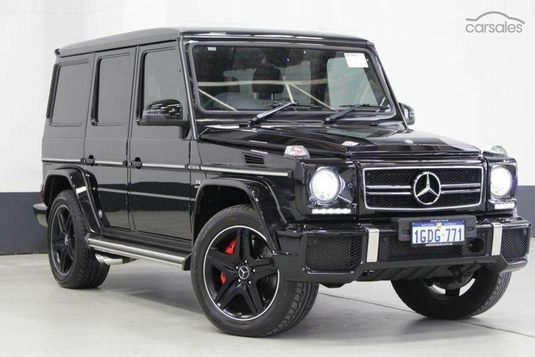 New used mercedes benz g63 cars for sale in australia for Mercedes benz g63 amg 2013 price