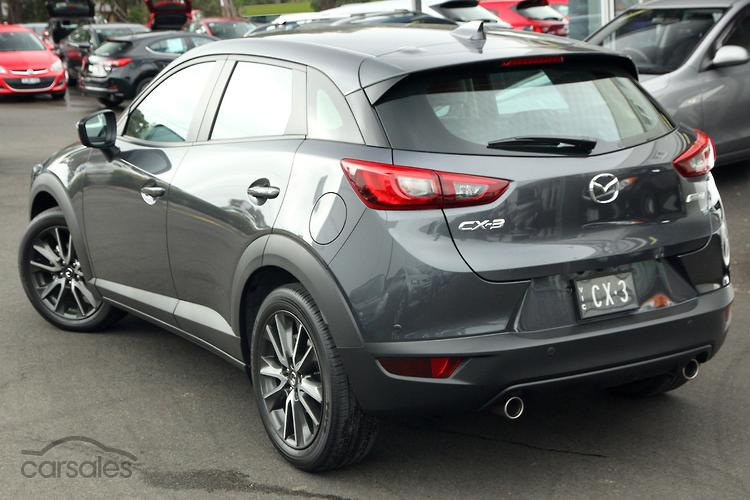 New & Used Mazda CX-3 Cars For Sale In Melbourne Victoria