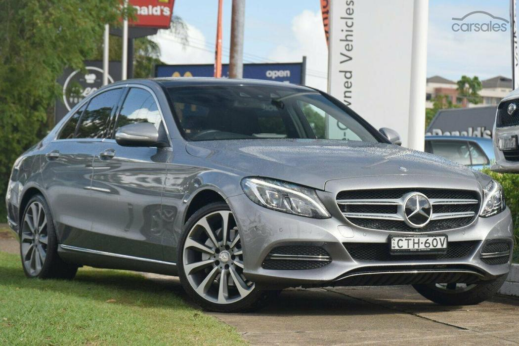 New used mercedes benz c250 cars for sale in australia for Mercedes benz car sales