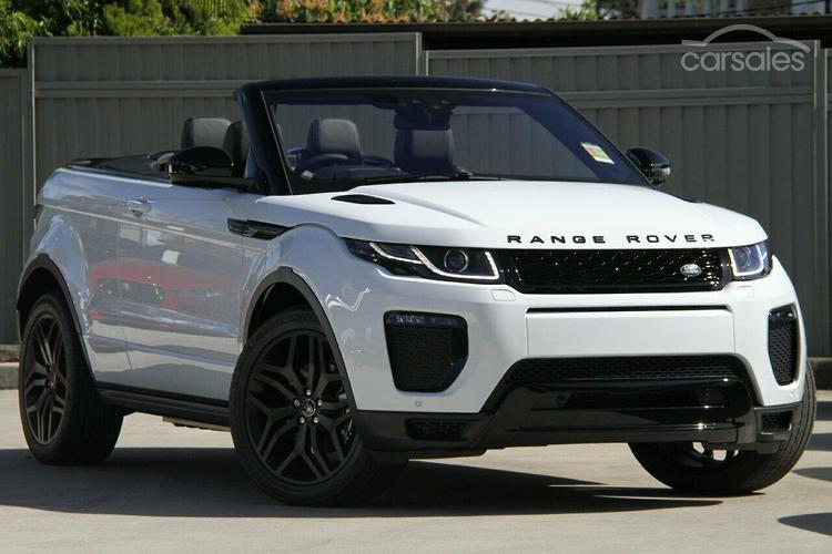 New Amp Used Land Rover Range Rover Evoque Cars For Sale In