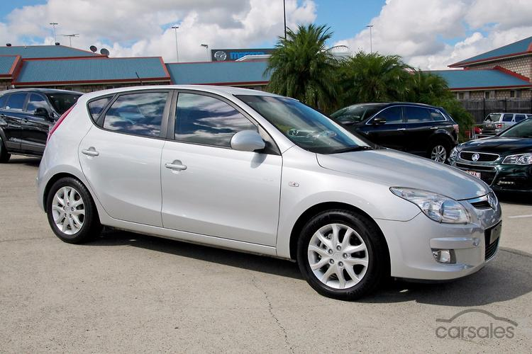 New Amp Used Hyundai I30 Silver Cars For Sale In Australia