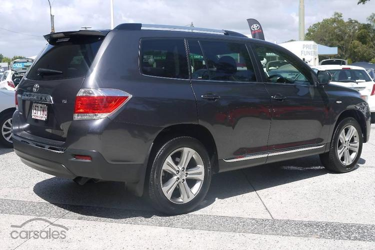 Browns Toyota Service >> New Used Toyota Kluger Cars For Sale In Australia | Autos Post