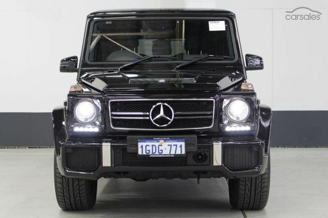 New used mercedes benz g63 cars for sale in australia for Used mercedes benz g63 for sale
