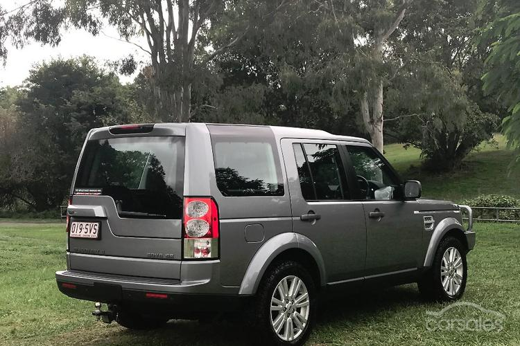 New Amp Used Land Rover Discovery 4 Cars For Sale In