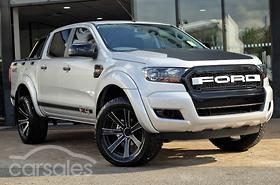 2016 ford ranger xl px mkii manual 4x4 double cab