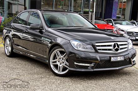2012 mercedes benz c250 cdi blueefficiency avantgarde auto for Mercedes benz c250 performance parts