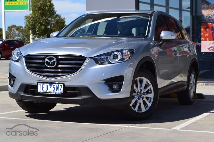 New & Used Mazda CX-5 Cars For Sale In Melbourne Victoria