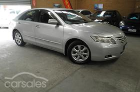 new used toyota camry grande 4 cylinders petrol unleaded ulp cars for. Black Bedroom Furniture Sets. Home Design Ideas