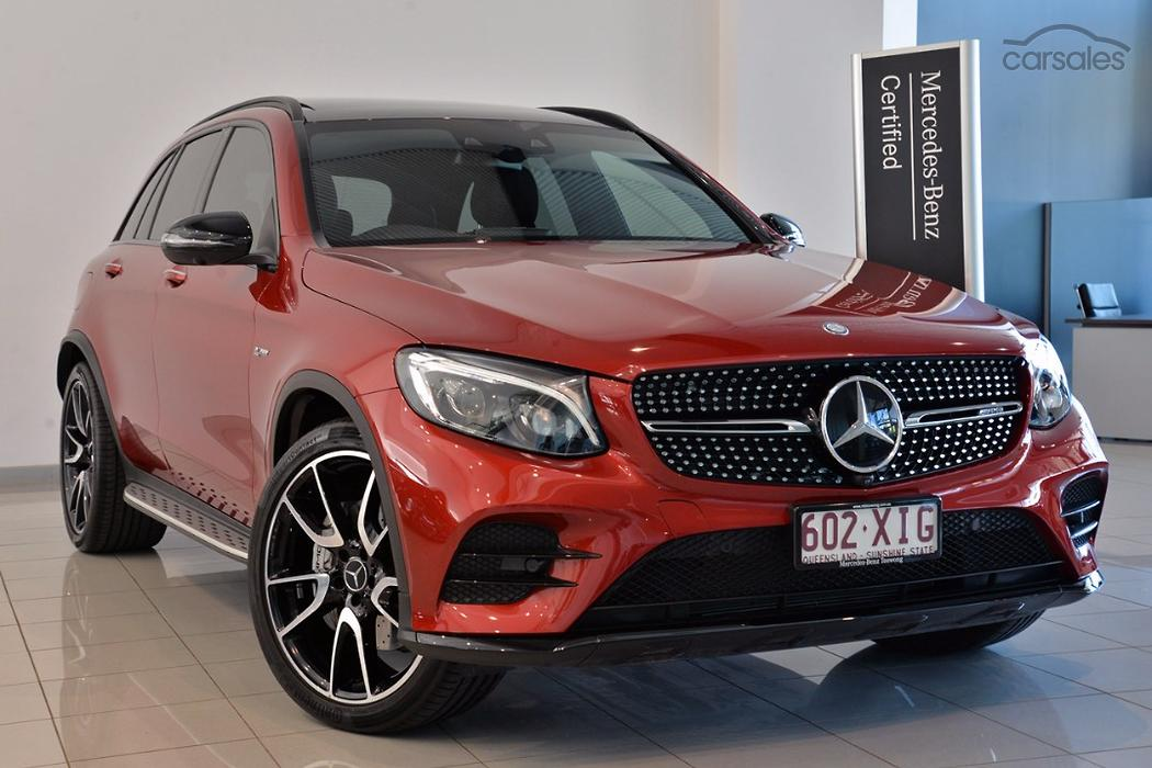 New used mercedes benz red cars for sale in australia for Car for sale mercedes benz