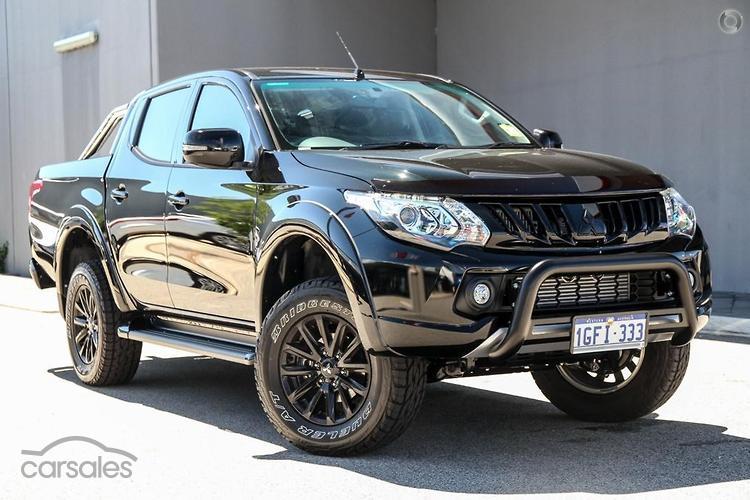 New Amp Used Mitsubishi Triton Black Automatic Cars For Sale