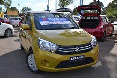 2016 Suzuki Celerio Manual