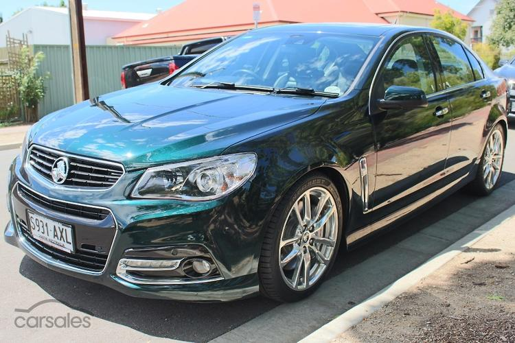 New Used Holden Commodore Ss Cars For Sale In Australia