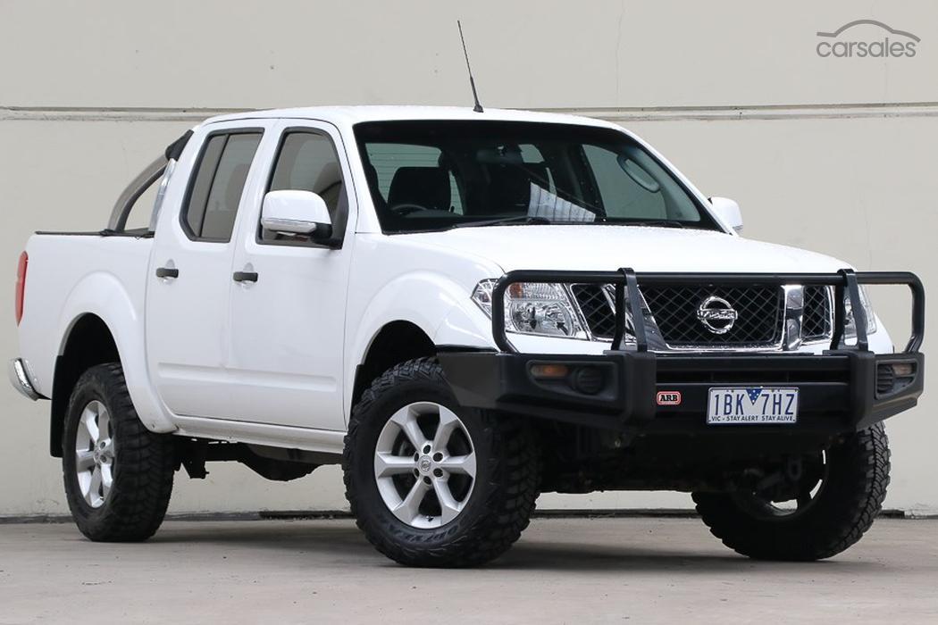 new used nissan navara st cars for sale in australia autos post. Black Bedroom Furniture Sets. Home Design Ideas