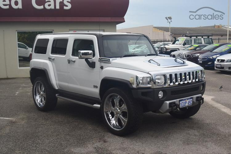 New Amp Used Hummer Cars For Sale In Western Australia