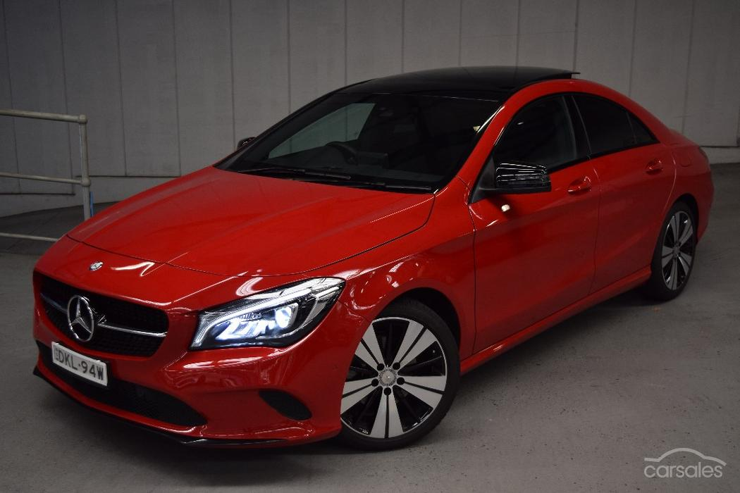 new used mercedes benz red cars for sale in australia. Black Bedroom Furniture Sets. Home Design Ideas
