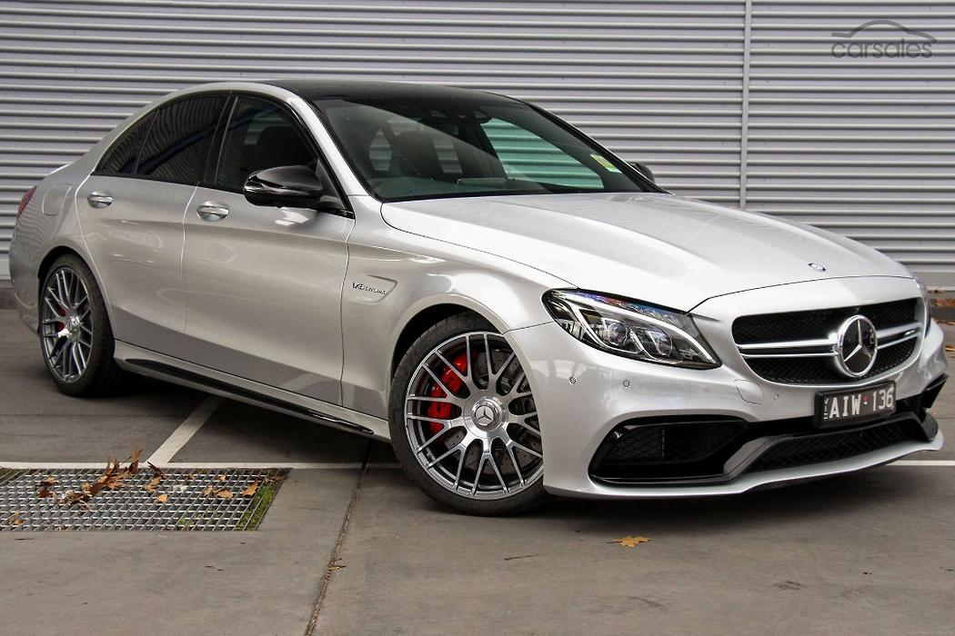 New used mercedes benz c63 cars for sale in australia for Used cars for sale mercedes benz