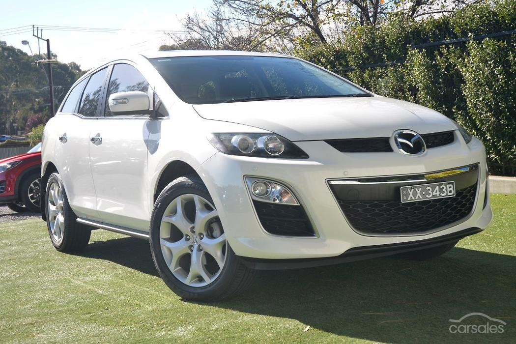 New  Used Mazda CX7 cars for sale in Australia  carsalescomau