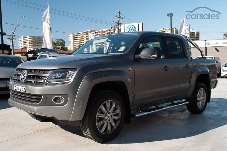 New Used Volkswagen Amarok Cars For Sale In Australia