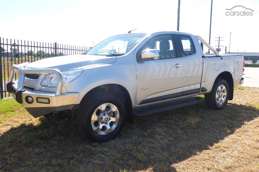new used holden colorado silver cars for sale in australia. Black Bedroom Furniture Sets. Home Design Ideas