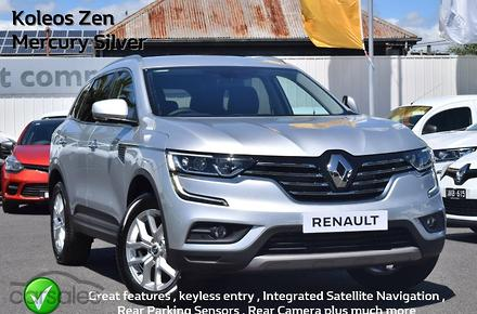 2016 renault koleos zen auto. Black Bedroom Furniture Sets. Home Design Ideas