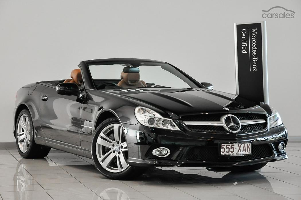 New used mercedes benz sl500 cars for sale in australia for Used mercedes benz sl500 for sale