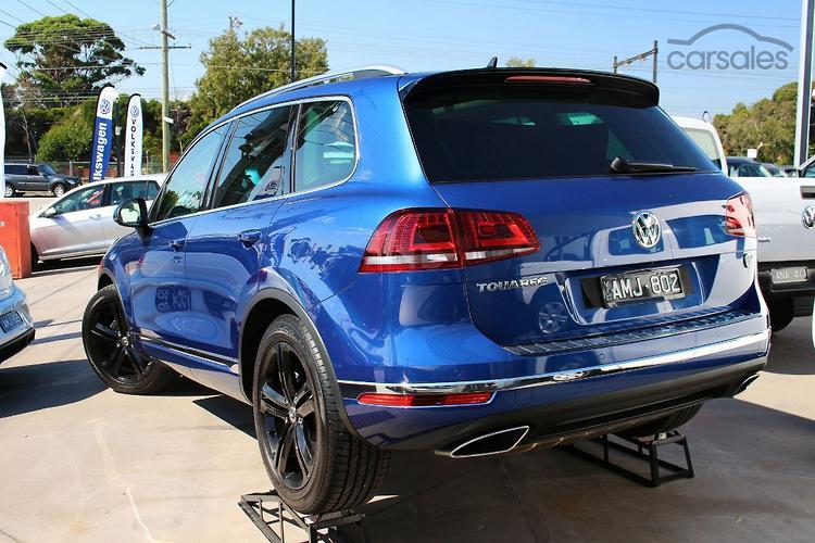 new used volkswagen touareg cars for sale in australia
